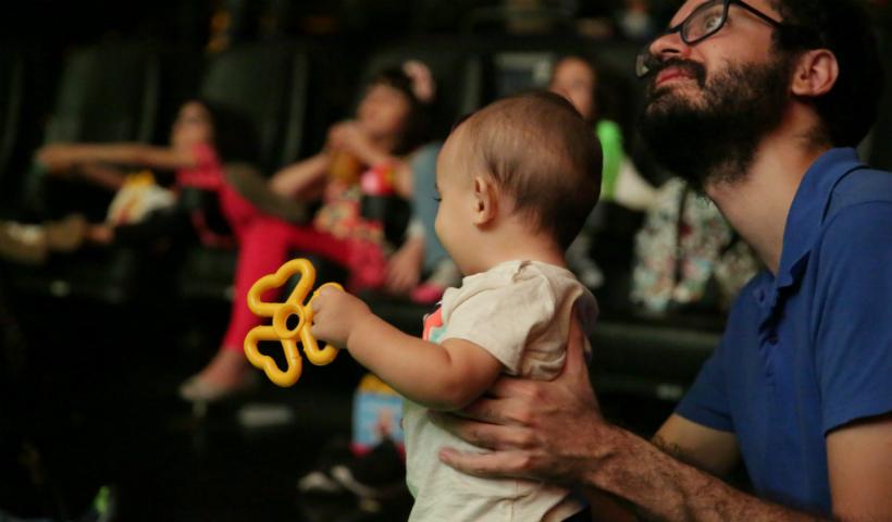 Em homenagem ao Dia dos Pais, tem CinePaterna neste sábado