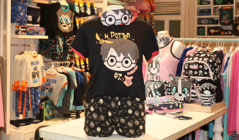 Harry Potter invade nova coleção da Puket