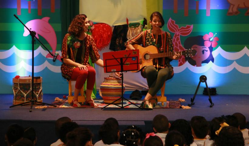 Dia do Folclore RioMar valoriza cultura popular brasileira