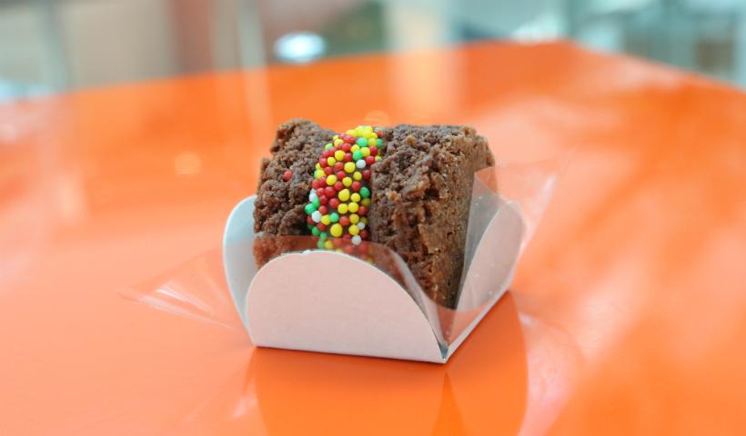 O Sanduiche de Brownie já virou sucesso na Sniff