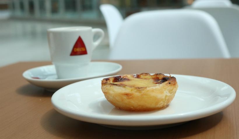 Pastel de Belém: sobremesa com gostinho português