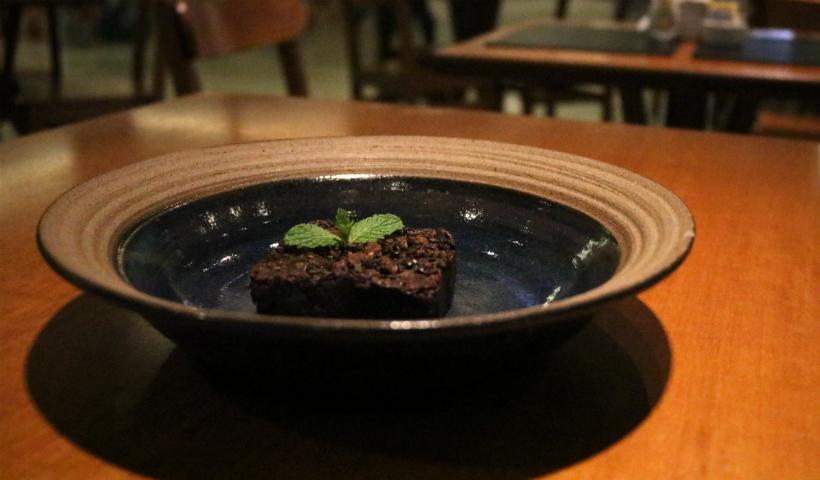 Sobremesa fit? Brownie funcional da EQ Cozinha Equilibrada