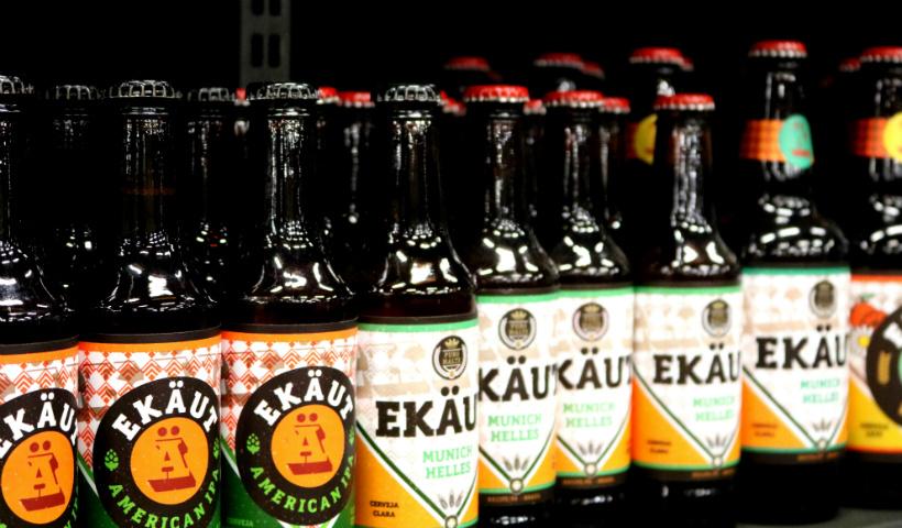Sextou no Dia Internacional da Cerveja