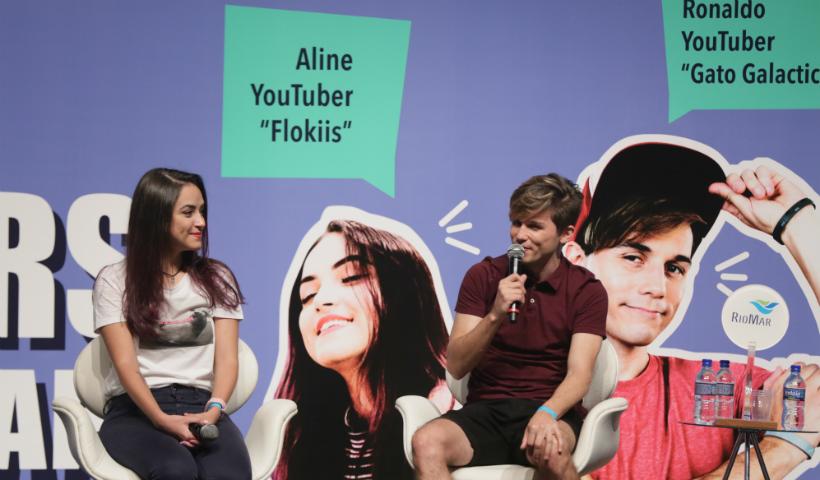 Vídeo: Encontro de YouTubers