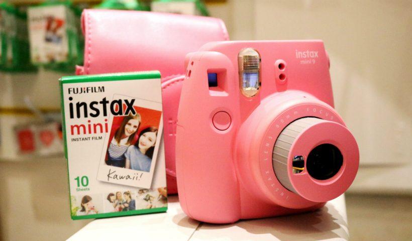 Estilosas e fáceis de usar, as câmeras Instax são as queridinhas da vez