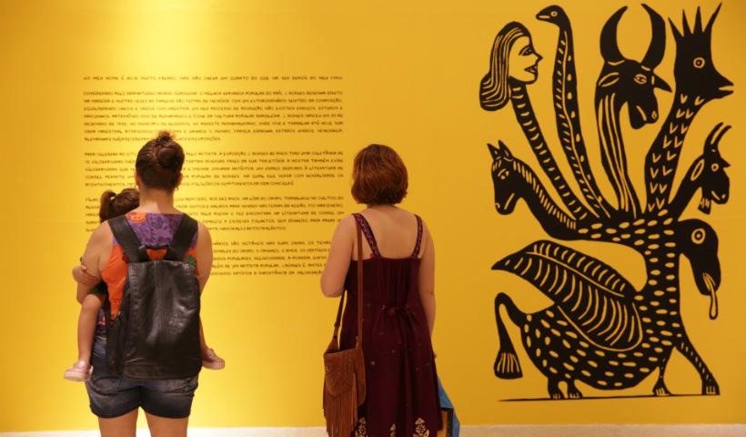 RioMar Recife recebe exposição do artista J.Borges