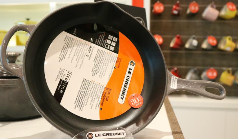 Le Creuset lança oferta para os pais que gostam de cozinhar