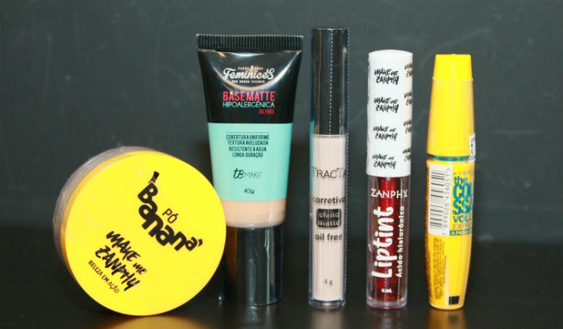 5 dicas de itens de maquiagem mais procurados