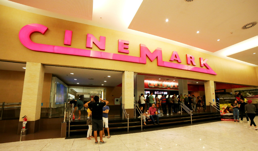Palco Cinemark exibe grandes shows nas telonas do cinema