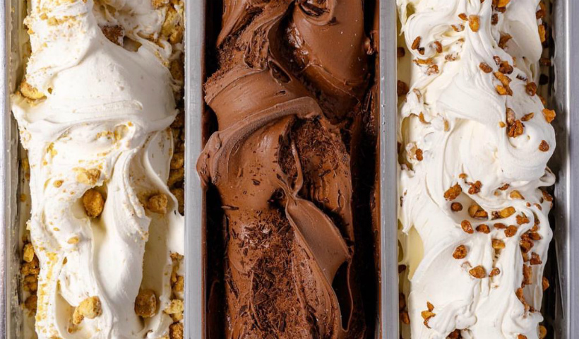 Novos sorvetes da Bacio vêm com gostinho da Amazônia