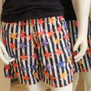 Estampas alegres e estilosas nas peças da Shorts.Co