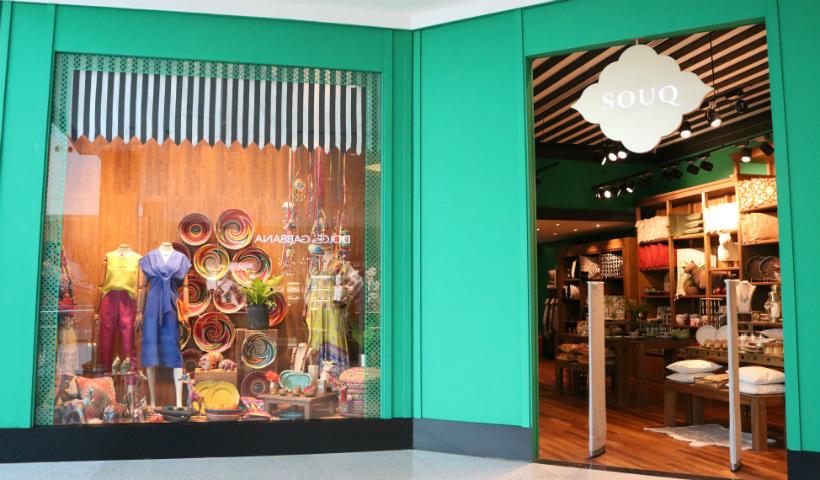 De moda à decoração, Souq chega com sofisticação no RioMar