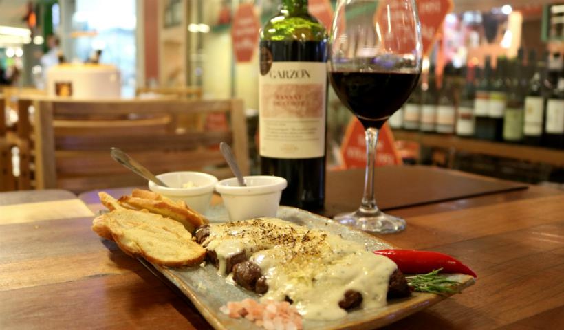 Barbecue Shop, do Tapa de Cuadril: beber e comer com gosto