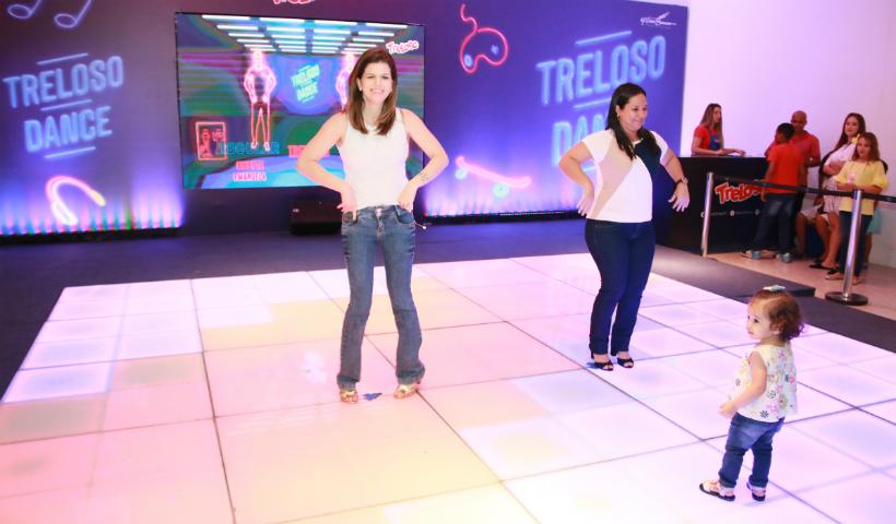 Biscoito Treloso convida para dançar