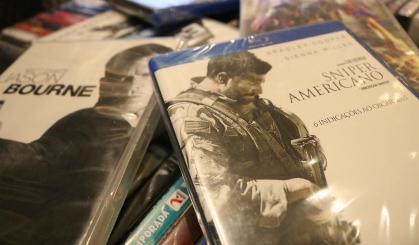 Livraria Saraiva traz descontos em DVDs e Blue-Ray