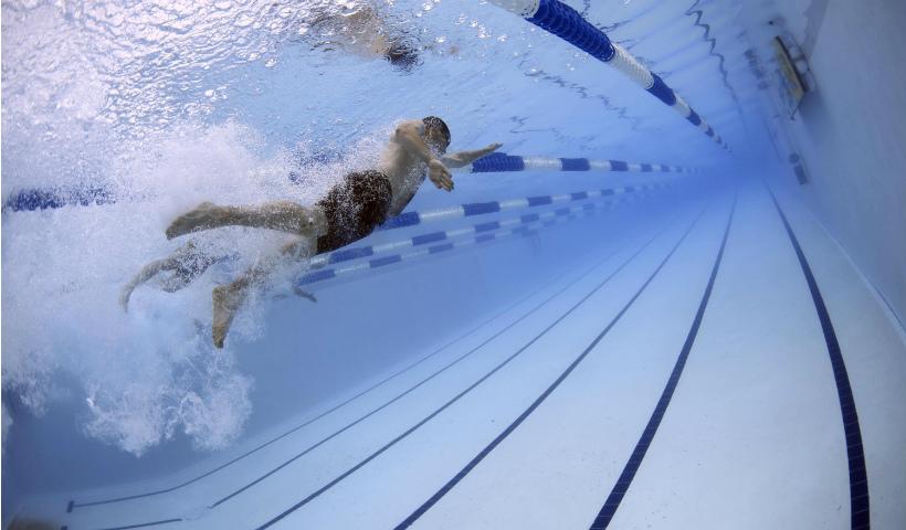 Cia Athletica traz natação como estilo de vida