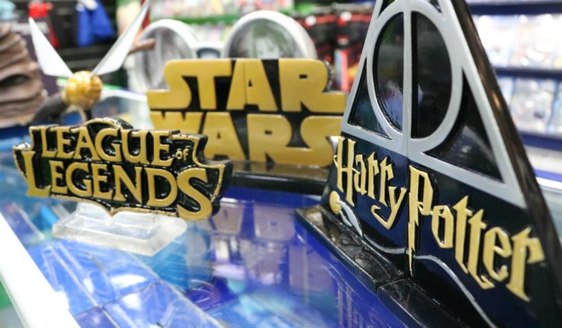 É fã do mundo nerd? Decore seu quarto com os itens geek