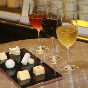 Degustação de queijos e vinhos na Campo da Serra