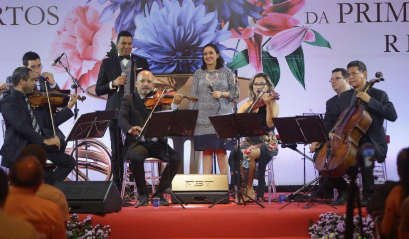 Concertos da Primavera RioMar: emoção dá o tom da noite