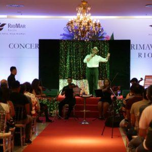 Concertos da Primavera RioMar se despede em grande estilo