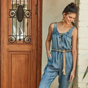 Damyller aposta nos jeans descolados para primavera/verão