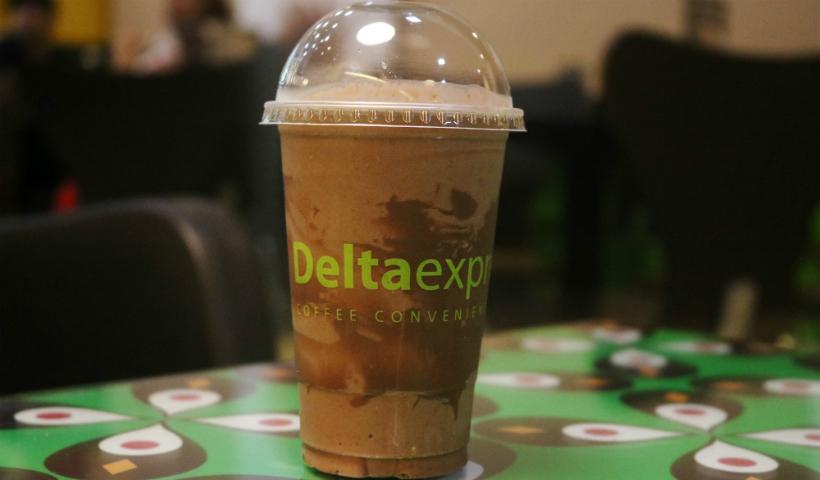 Milkshake de Nutella é sucesso na Delta Expresso