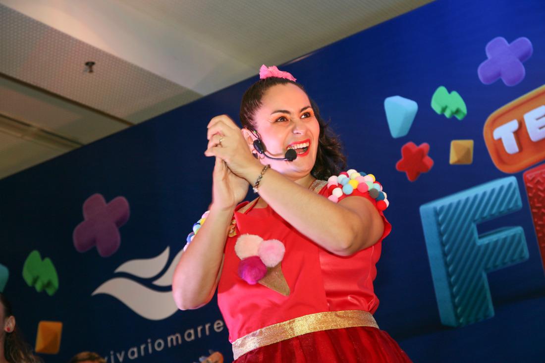 Dia das Crianças com muita diversão no RioMar Recife