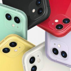 iPhone 11 já tem data de chegada ao Brasil