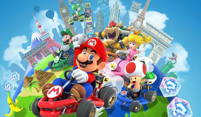 Nintendo lança Mario Kart Tour para Android e iOS