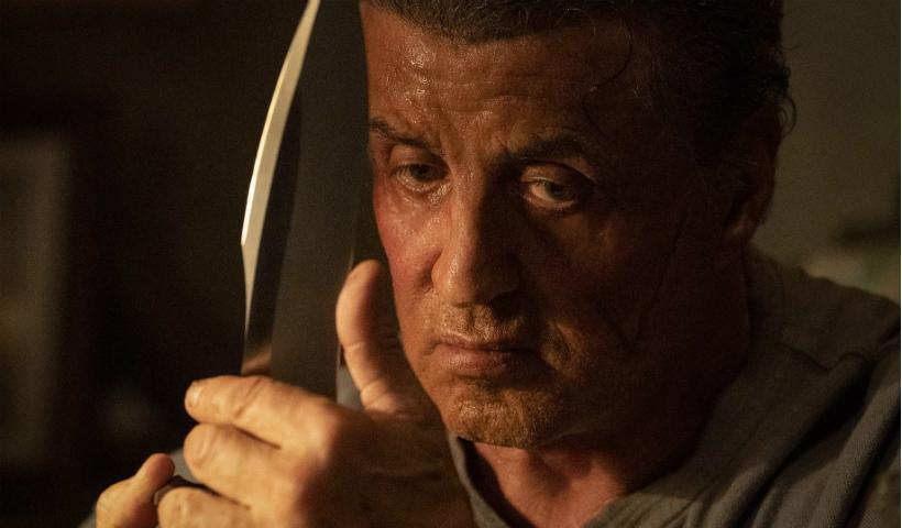 """""""Rambo – Até o Fim"""" estreia no Cinemark"""