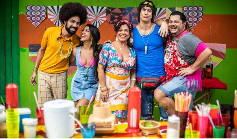 """""""Vai Que Cola – O Começo"""" estreia no Cinemark"""