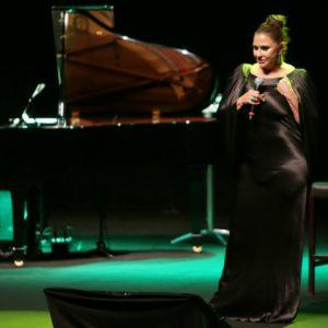 Galeria: reveja melhores momentos do show de Fafá de Belém