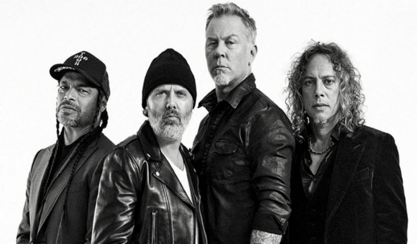 Show de Metallica invade o Palco Cinemark