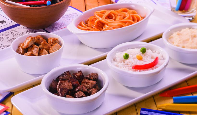 Dia das Crianças: menus kids saborosos e nutritivos