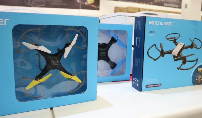 Kalunga oferta drones infantis para o Dia das Crianças