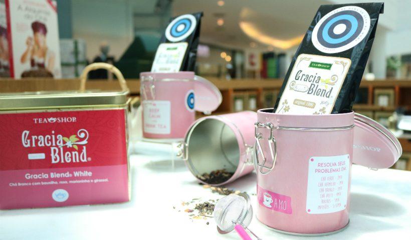 Tea Shop adere ao Outubro Rosa