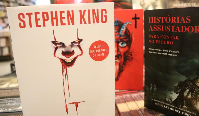 Halloween: livros de terror desafiam até os mais corajosos