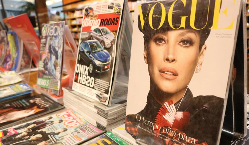 Livraria Cultura traz revistas para todos os gostos