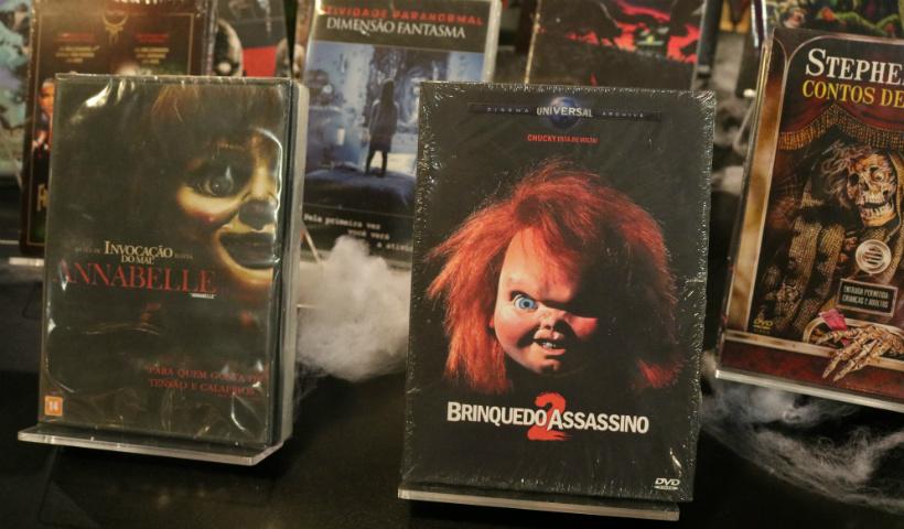 Filmes de terror para testar sua coragem durante o Halloween
