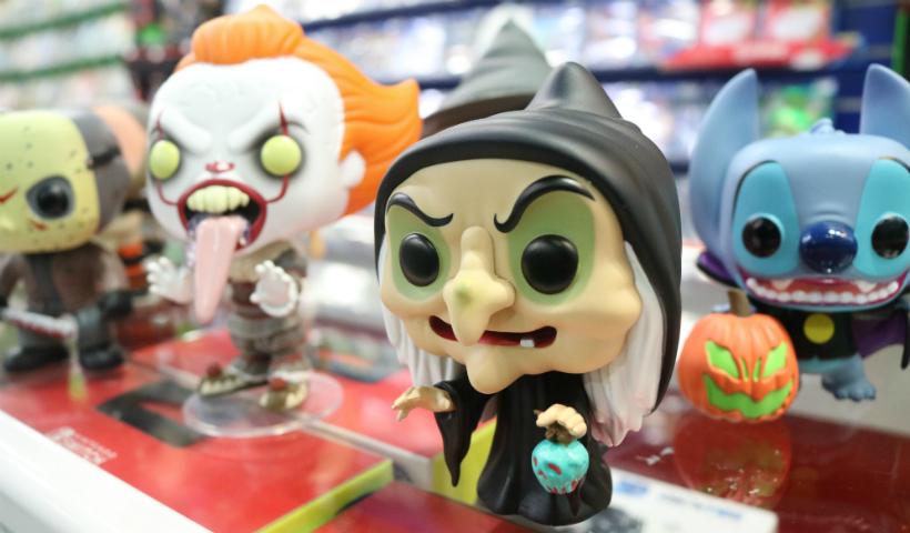 Clima de Halloween contagia colecionáveis da Geek Gamer