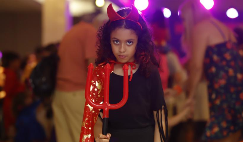 Halloween Kids RioMar garante a diversão da criançada