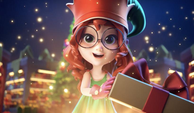 Nina promete muitas surpresas no Natal do RioMar