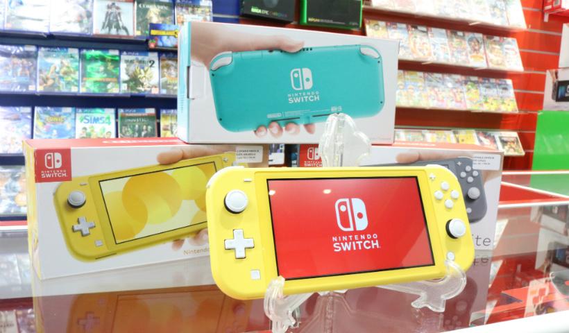 Novo Nintendo Switch já disponível na Geek Gamer