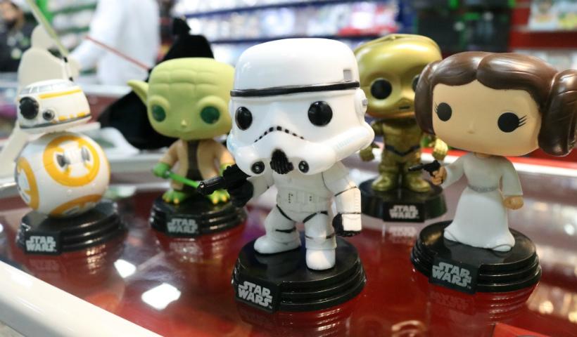 Tudo de Star Wars para quem é apaixonado pela saga