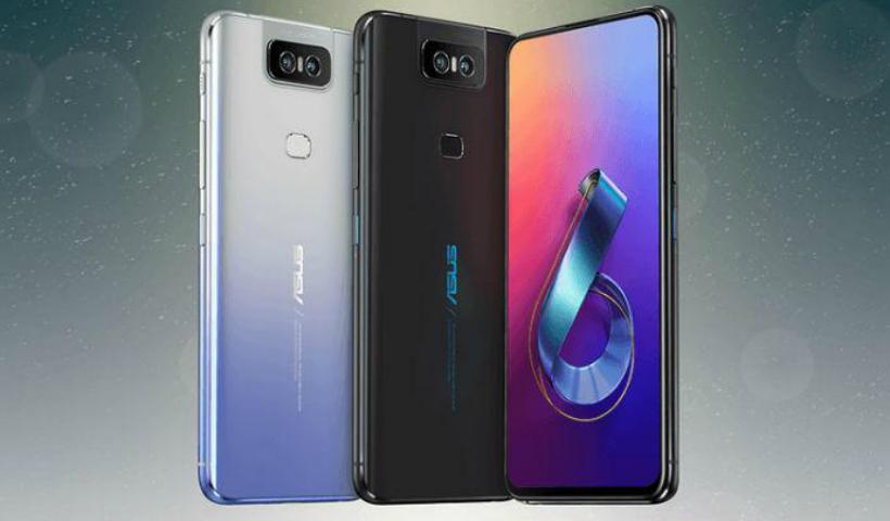 Asus lança Zenfone 6 e ROG Phone II no Brasil
