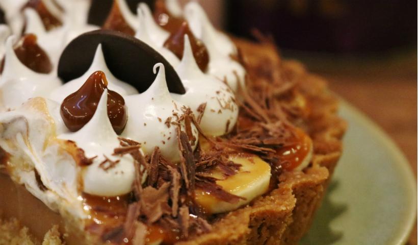 Torta banoffee: dica de sobremesa deliciosa para você