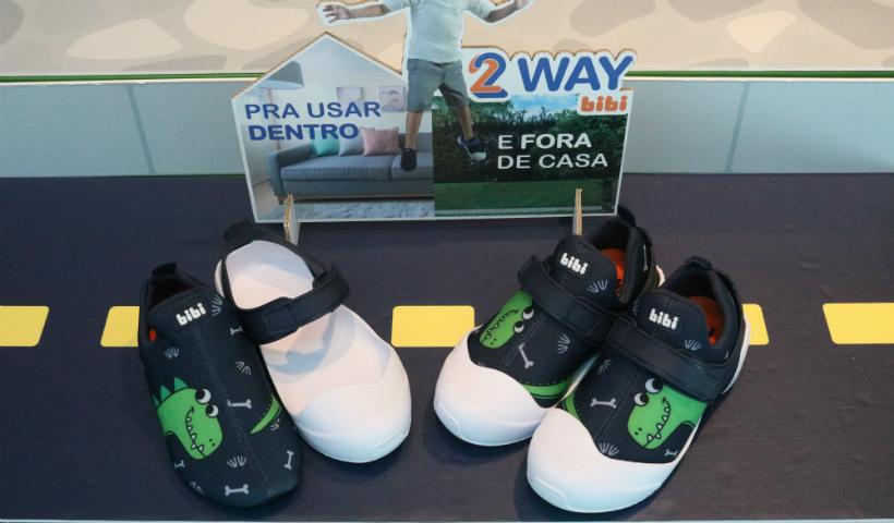 Bibi lança a linha 2Way para usar dentro e fora de casa
