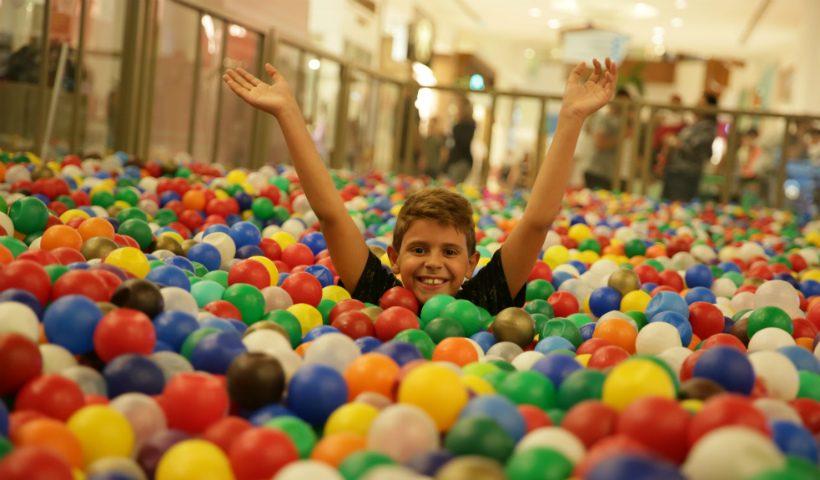 Dia das Crianças no RioMar: vem brincar com a gente!
