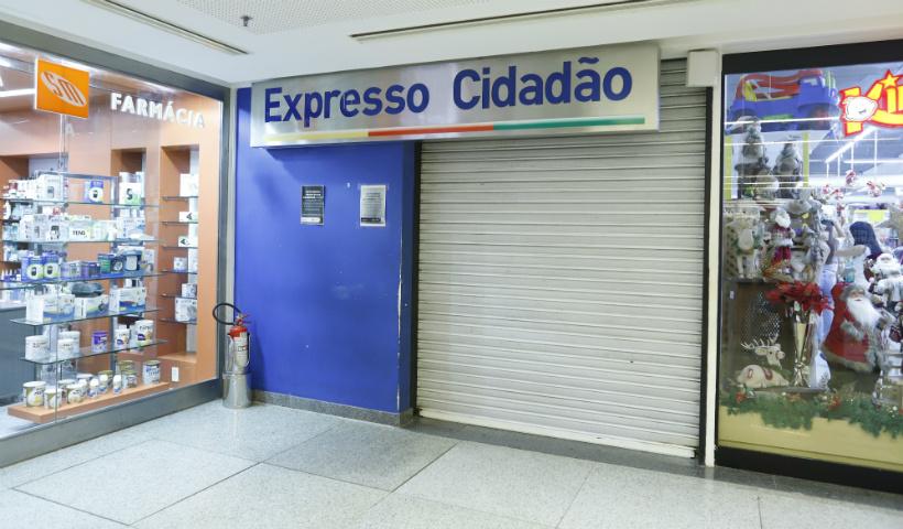 Dia do Servidor Público: Expresso Cidadão fechado nesta segunda