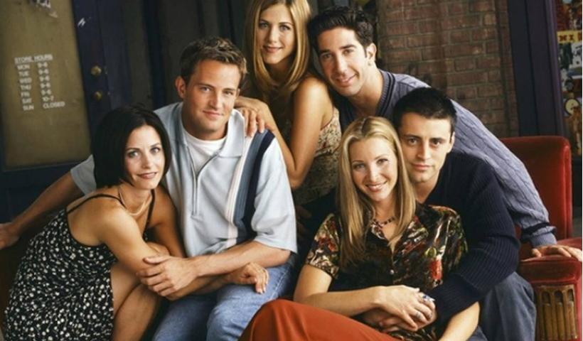 'Friends' faz 25 anos e ganha episódios no Cinemark